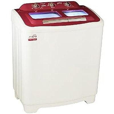 Godrej SAWM GWS-6502 PPC Semi-automatic Top-loading Washing Machine (6.5 Kg, Coral Pink)
