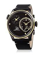Joshua & Sons Reloj con movimiento cuarzo japonés Man 46mm