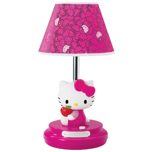 Hello Kitty Lamp Cute Bedroom Lights My Kawaii Home