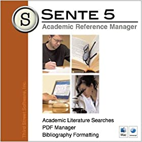 Sente 5, Academic License (Mac)