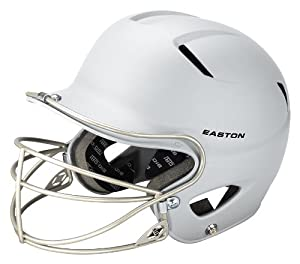 Buy Easton Natural Grip Senior Batting Helmet with Mask by Easton