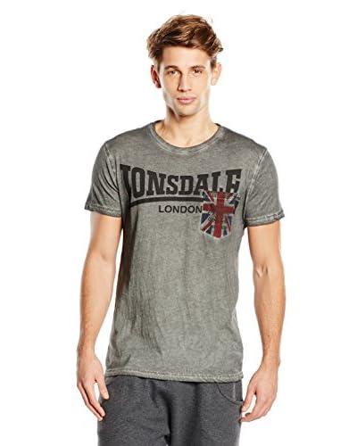 Lonsdale T-Shirt Manica Corta Longfield