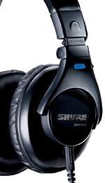 SHURE プロフェッショナル・モニター・ヘッドホン SRH440-A