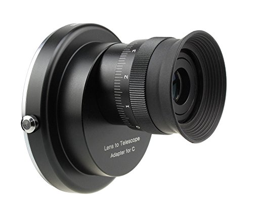 Swebo Lens To Telescope Adapter 4 For Nikon Lens