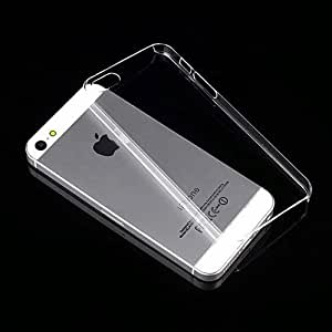 Crystal Clear Transparent Hard Back Case Cover for Apple iPhone 4 4S 4G (E26)