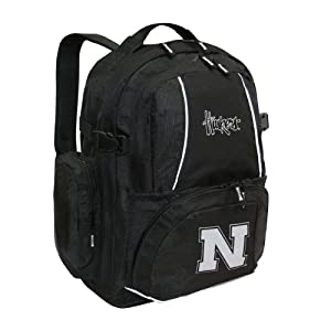 NCAA Nebraska Cornhuskers Trooper Backpack