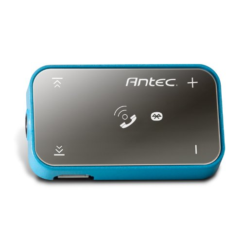 Antec Frequency Band Blu Bluetooth Receiver (Blue)