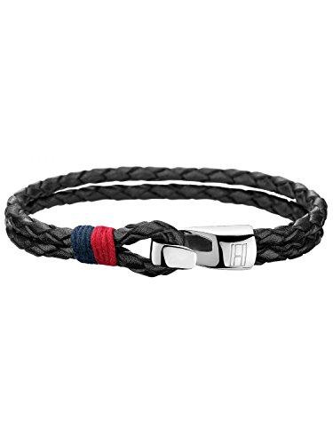 tommy-hilfiger-270067-pulsera-para-hombre-estilo-casual-cuero-y-acero-inoxidable-20-cm