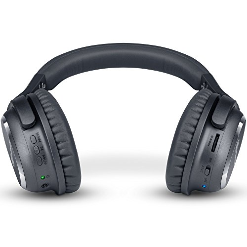 Naztech i9BT Active Noise Cancelling Wireless Headphones