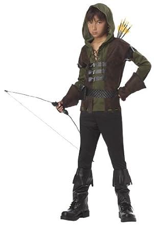 California Costumes Toys Robin Hood, Large