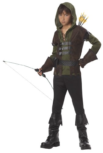 California Costumes Toys Robin Hood, Medium
