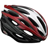 Bell Lumen Red / Black / White Mens Cycling Safety Road Bike Lid Helmet 58-62cm LARGE (Medium)