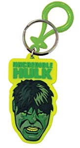 Incredible Hulk Lasercut Keyring Keychain