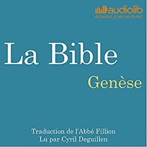La Bible : Genèse | Livre audio