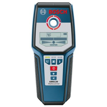 Factory-Reconditioned Bosch GMS120-RT Digital Wall Scanner
