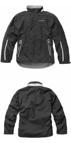 Henri Lloyd Eco Bomber Jacket Y00239 In Carbon Sizes- - Small front-1031917