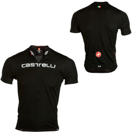 Buy Low Price Castelli Prologo HD Short Sleeve Jersey (B004WBUEHC)