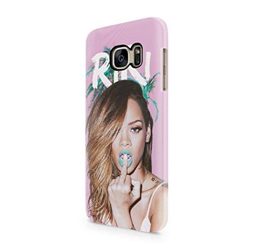 Rihanna-Pink-Riri-Palms-Samsung-Galaxy-S7-Hard-Plastic-Case-Cover