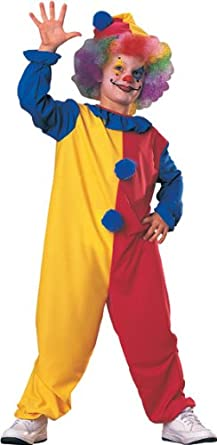 Haunted House Child's Clown Costume, Small