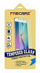 FABCARE Tempered Glass for Gionee Marathon M6 (5.5 INCH) Tempered Glass Screen Guard