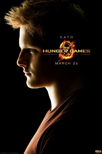 The Hunger Games Limited Edition Character Posters - Cato 27