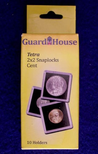Guardhouse Tetra Snaplocks for CENTS Pack of 10