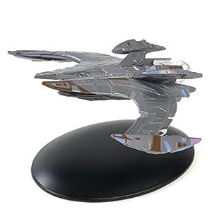 Star Trek Jem'Hadar Battlecruiser with Collectible Magazine #13 by Eaglemoss