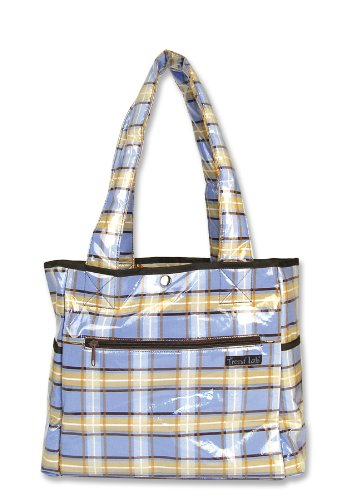 Trend Lab Tulip Tote Style Diaper Bag, Rockstar front-247625