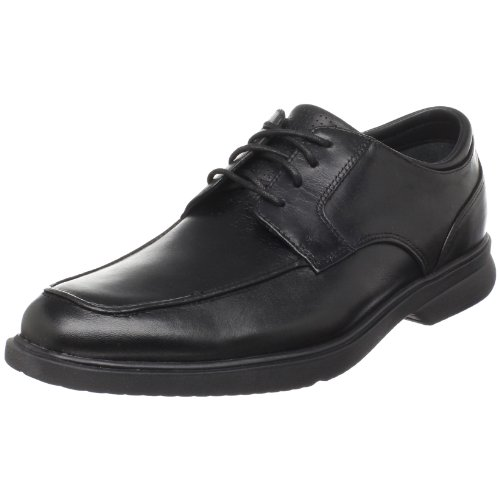 Rockport Men's Ananti Black Shoe K55928  7.5 UK, 41 EU, 8 US