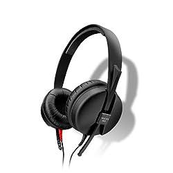 Sennheiser HD 25 SP II Professional On-Ear Headphone (Black)