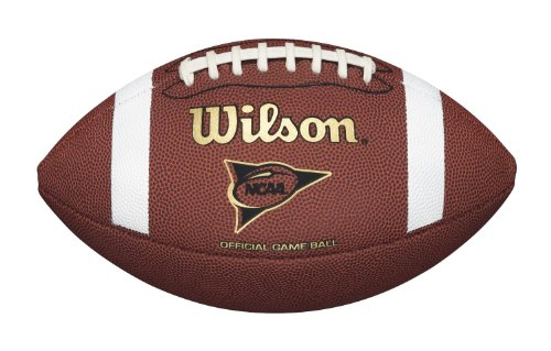 Wilson WTF1705 Tackified Composite Football (Official Size)