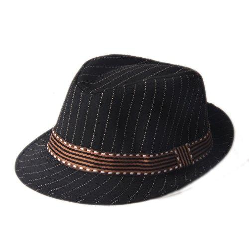 Elee Unisex Child Kids Vintage Fedora Trilby Hat Photography Jazz Sunhat Cap(8#)