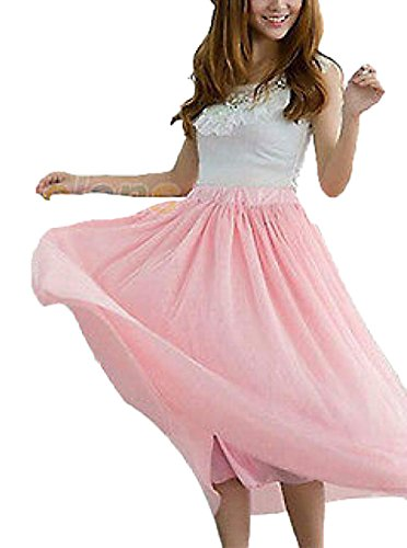 Women's Layers Ball Gown Princess Tutu Skirt Knee-Length Mini Dress