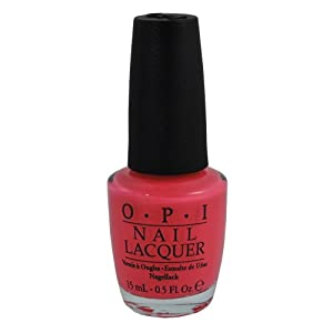 New OPI Nail Polish Elephantastic Pink NL I42