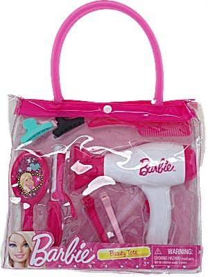 Barbie Beauty Tote (Barbie Hair Dryer compare prices)