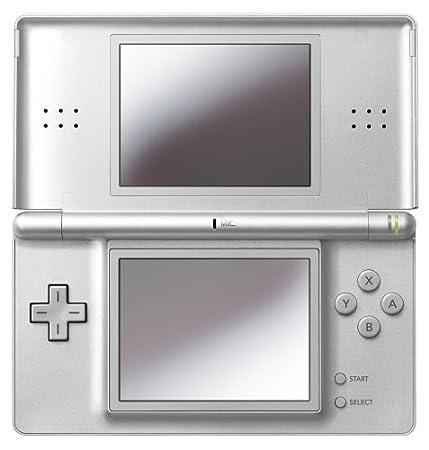 Nintendo Ds Lite Gloss Silver NEW