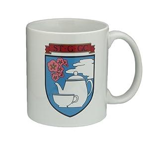 ガールズ&パンツァー マグカップ 聖グロリアーナ女学院校章