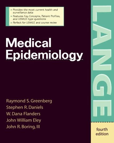 Medical Epidemiology (LANGE Basic Science)