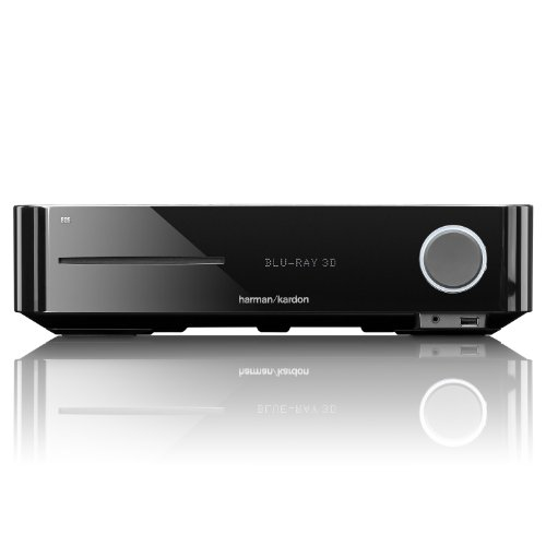 Harman Kardon BDS270 - 3D Blu-ray Disc Receiver with Built-in Amplifier