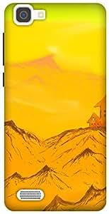 The Racoon Grip printed designer hard back mobile phone case cover for Vivo V1. (Majestic H)