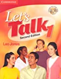 Lets Talk Students Book 1 with Self-Study Audio CD (Lets Talk (Cambridge))