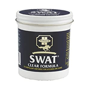 3 PACK SWAT PINK OINTMNT, Size: 6 OUNCE (Catalog Category: Equine Fly Control:FLY & INSECT CONTROL)