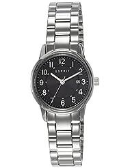 Esprit ES Gentle Ultimate Night Slim Analog Black Dial Women's Watch - ES100S62022