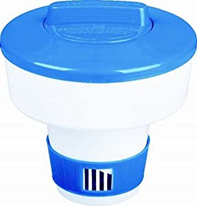Floating Chlorine Tablet Dispenser For Swimming Pools Patio Lawn Garden