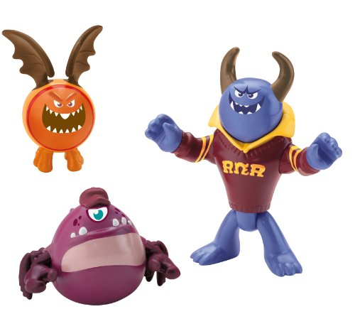 Imaginext Disney Pixar Monsters University Johnny, Chet & Omar