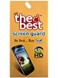 Defunct The Best Clear Screen Guard for Xolo Q1000s
