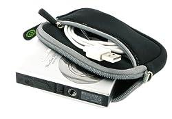 Neoprene Sleeve Case (Black) for Fujifilm FinePix XP10 12 MP Waterproof Digital Camera Black