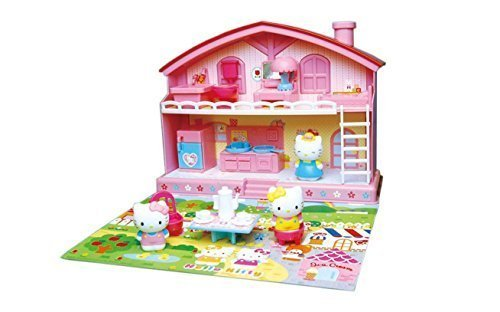 Sanrio-Japan-Hello-Kitty-Play-House-Set-Good-Friend-House