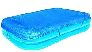 Bestway 8321626 cobertor piscina rectangular inflable for Piscina inflable rectangular