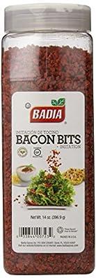 Badia Bacon Bits Imitation, 14 Ounce by Badia